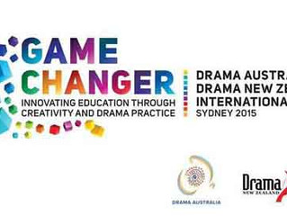 GAME CHANGER – Sydney 10 to 12 July 2015