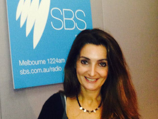 SBS Radio's Greek program