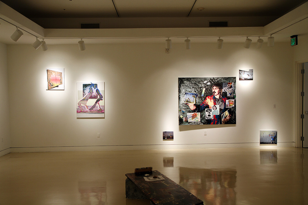 179 Easy Steps to a Masterpiece Overview Solo Exhibition at Torrance Art Museum