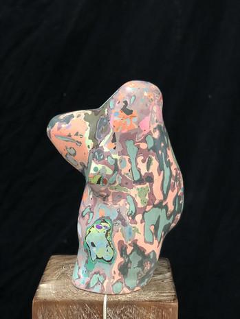 Influencer no.2 35 cm pigmented plaster
