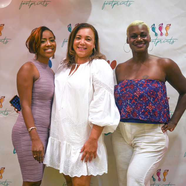 Our Guest Writers - Patrice, Ranel & Erin