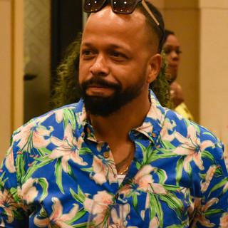 Supporter Jamal smith