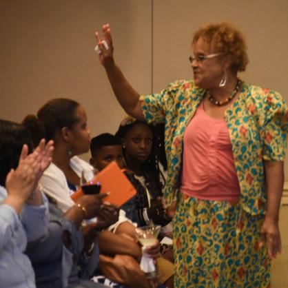 Thank you Dr. Sandra Dean Patterson!