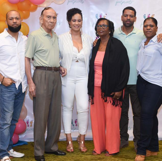 Earlene Camielle & family