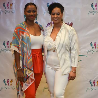 Our Lead Writers - Yasmine Mechelle & Earlene Camielle