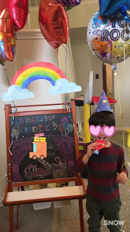 お誕生日会🎂Birthday Party