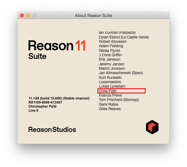 Reason Factory Sound Bank Sound Design