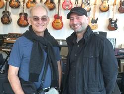 Me with Roger Linn