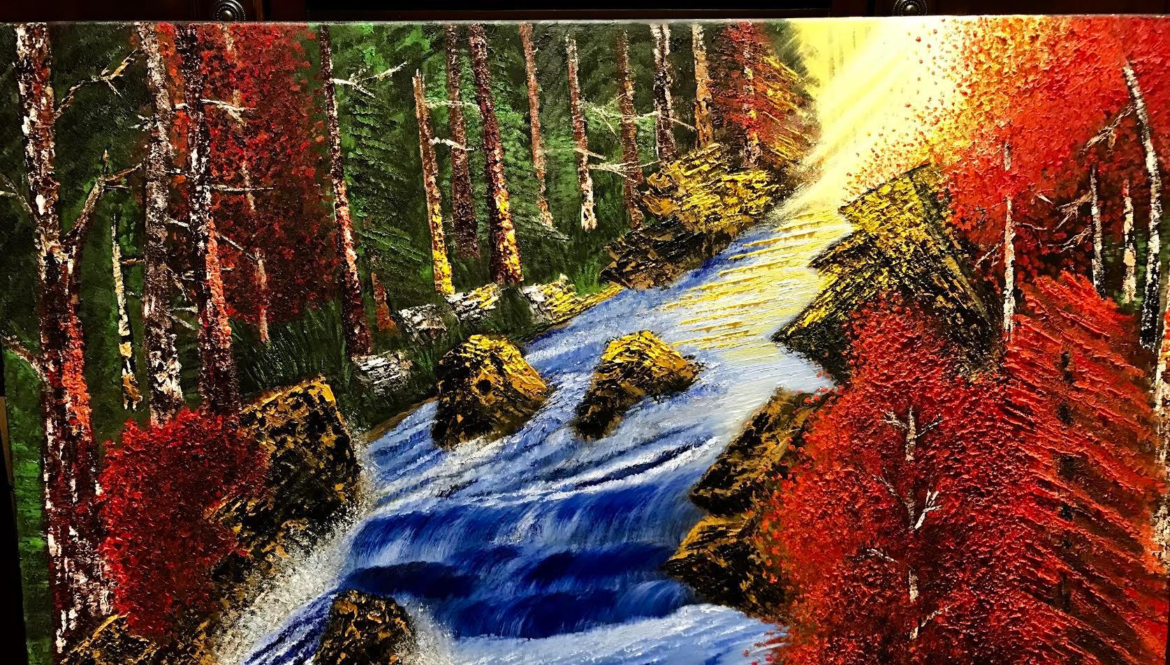 Whitfield Creek