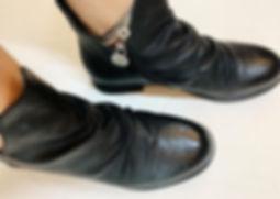 נעליים עור מיוחדות