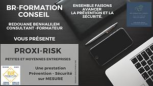 Copie de  PRESENTATION  PROXI-RISK TPE-P
