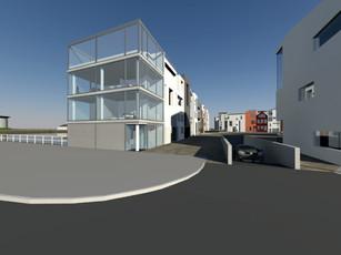 Terraced House - Exterior