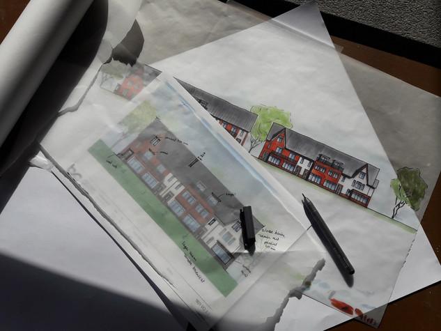Essendaelse Zoom - Sketches