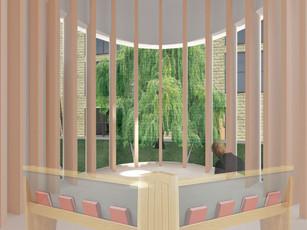 Religious Studies Centre - Contemplation Space