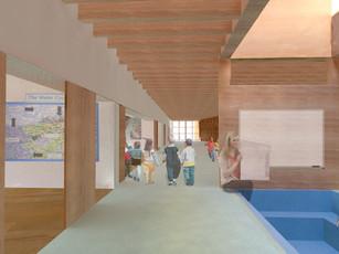 Alyth Primary School - Social Space