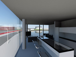 Terraced House - Living Space