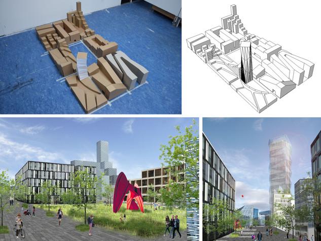 The Urban Block - The Hybrid City