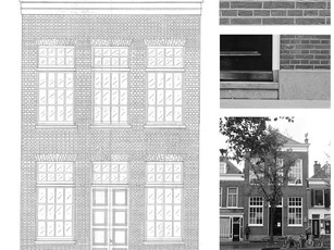 Measured Drawing - Delft