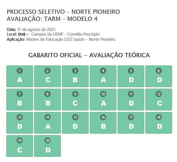 Gabarito Avaliação Teórica - TARM - MODELO 4.jpg