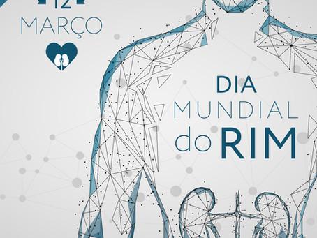 Dia Mundial do Rim é celebrado nesta quinta-feira