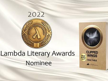Lambda Literary Award Nominee