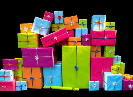 Holiday (or anytime) Gift Ideas for Writers