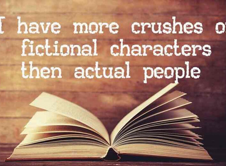 You Know You're an Author: When You FALL IN LOVE WITH YOUR CHARACTERS