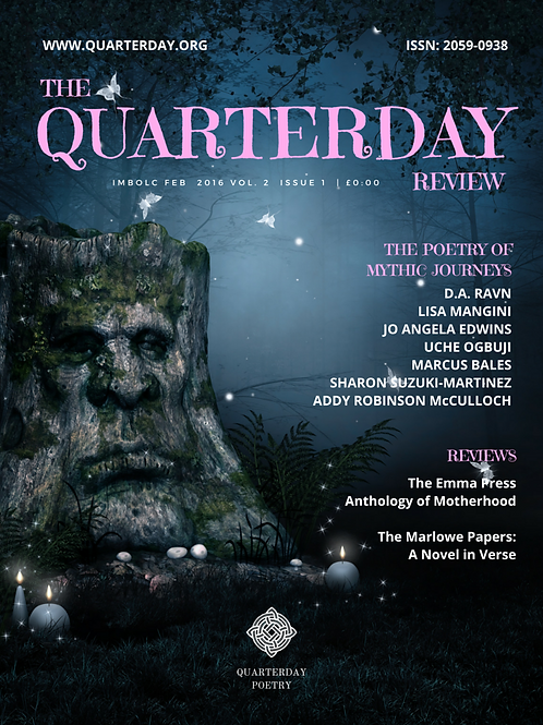 The Quarterday Review: Volume 2, Issue 1,