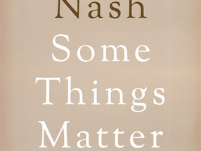 """Review: """"Some Things Matter: 63 Sonnets"""" by James Nash"""