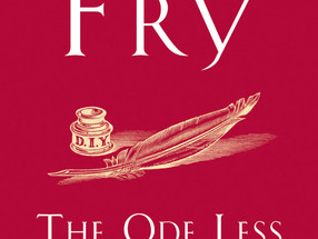 """Review: """"The Ode Less Travelled: Unlocking the Poet Within"""" by Stephen Fry."""