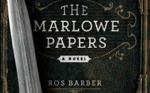 """Review: """"The Marlowe Papers: A Novel In Verse"""" by Ros Barber."""