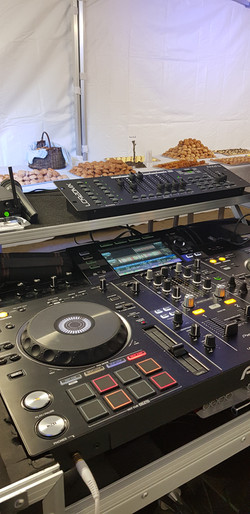 Animation commerciale dj sam Poitiers