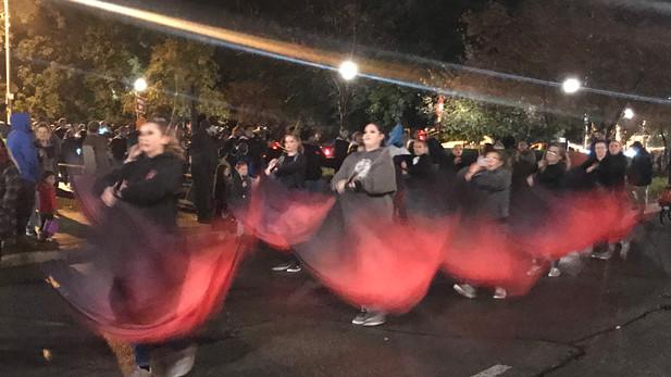 Meadville Halloween Parade