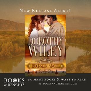Buckskin Angel by Dorothy Wiley - New Release