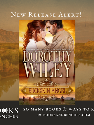 Buckskin Angel by Dorothy Wiley - New Release