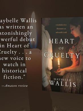 """Vivid"" - Heart of Cruelty by Maybelle Wallis - Excerpt"