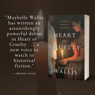 """Vivid"" - Heart of Cruelty by Maybelle Wallis - Excerpt"