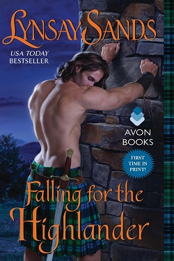 A Reader's Opinion: FALLING FOR THE HIGHLANDER by Lynsay Sands