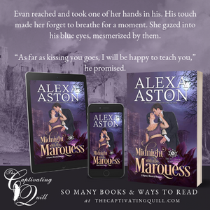 Midnight with the Marquess by Alexa Aston