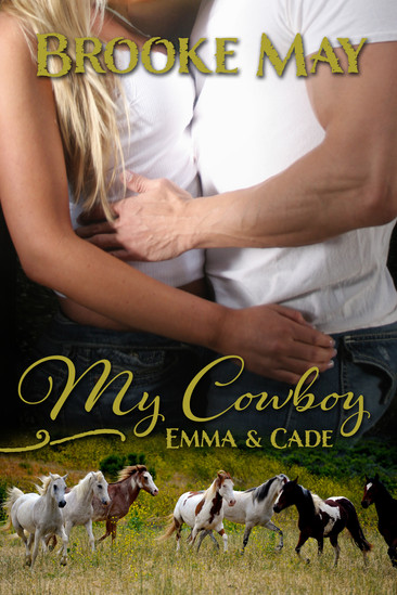 MY COWBOY: Author Interview with Brooke May