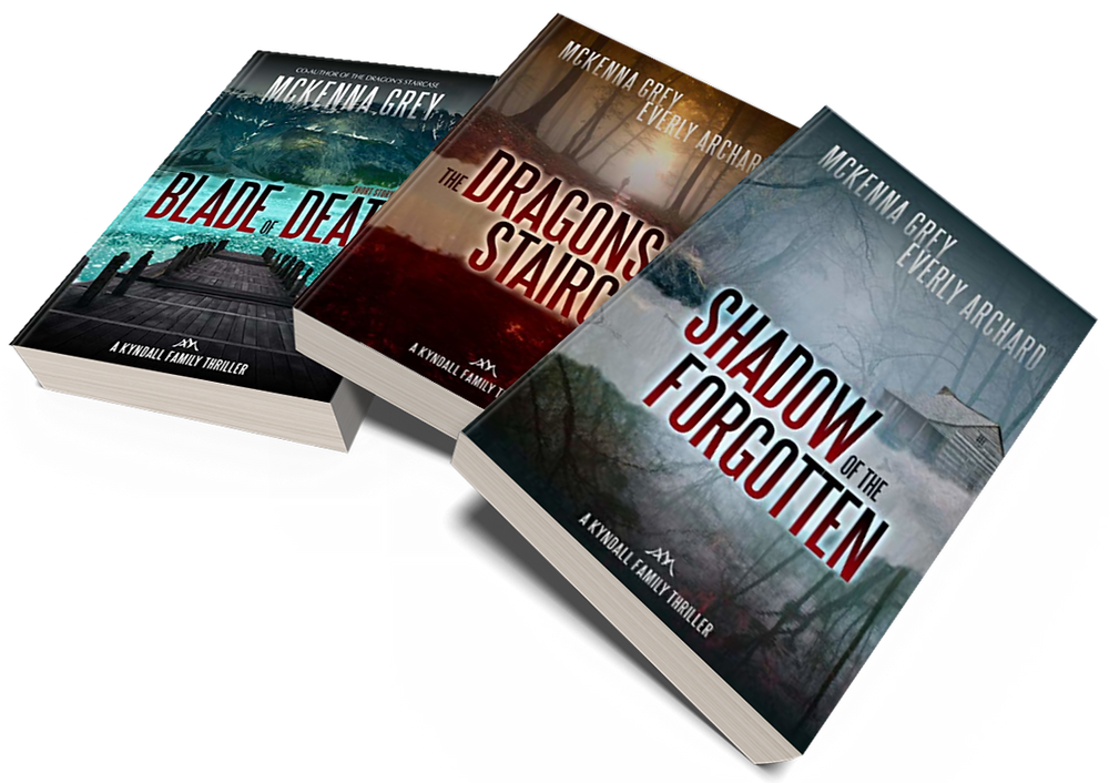 Kyndall Family Series_romantic suspense and thrillers