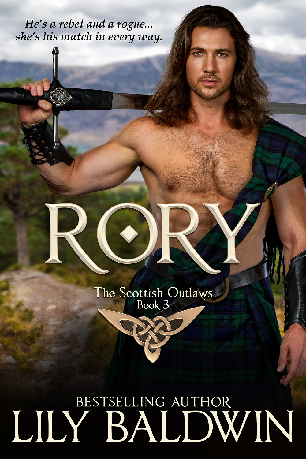 Rory: The Scottish Outlaws by Lily Baldwin