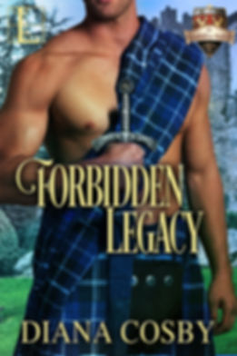 Forbidden Legacy by Diana Cosby