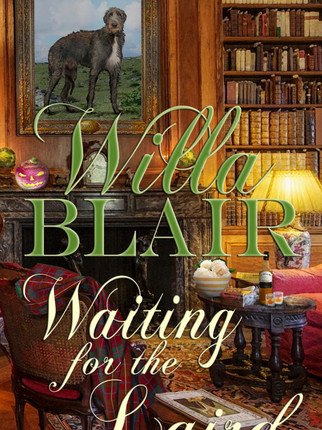 A Reader's Opinion: WAITING FOR THE LAIRD by Willa Blair