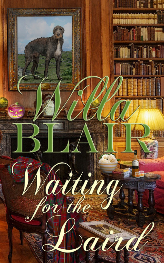 Waiting for the Laird by Willa Blair