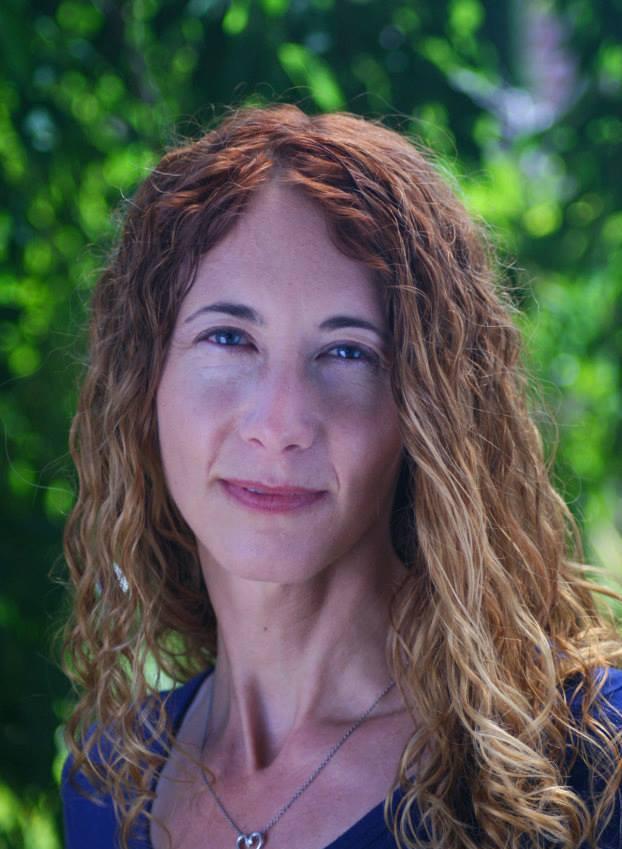 Author Claire McEwen