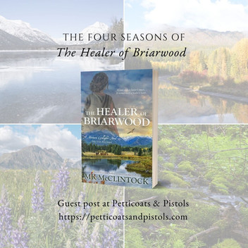 The Four Seasons of THE HEALER OF BRIARWOOD