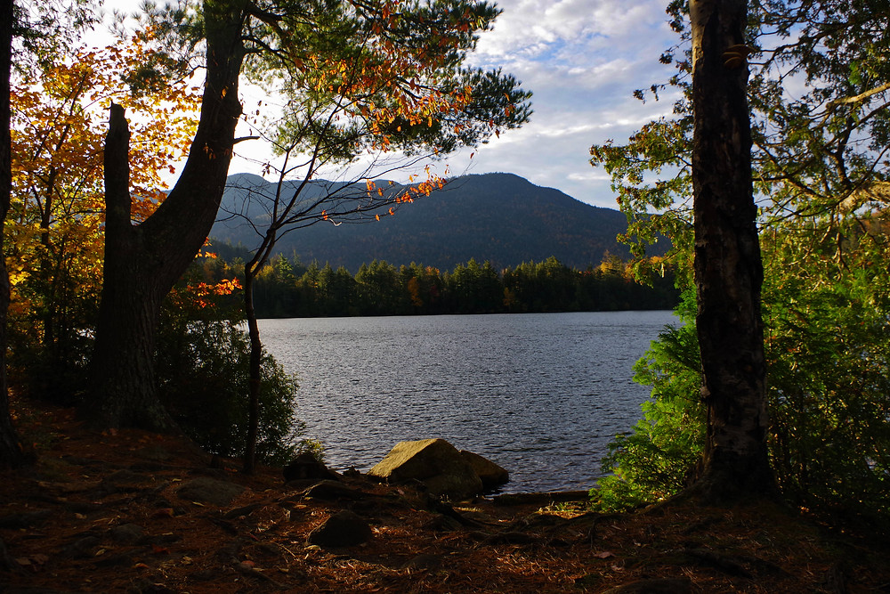 Copperas Pond in the Adirondack Mountains - image from Shutterstock