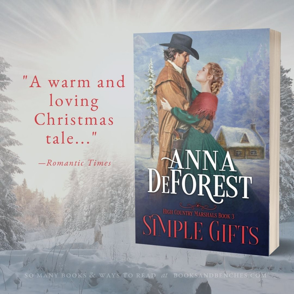 """Unforgettable"" - Simple Gifts by Anna DeForest - Spotlight"