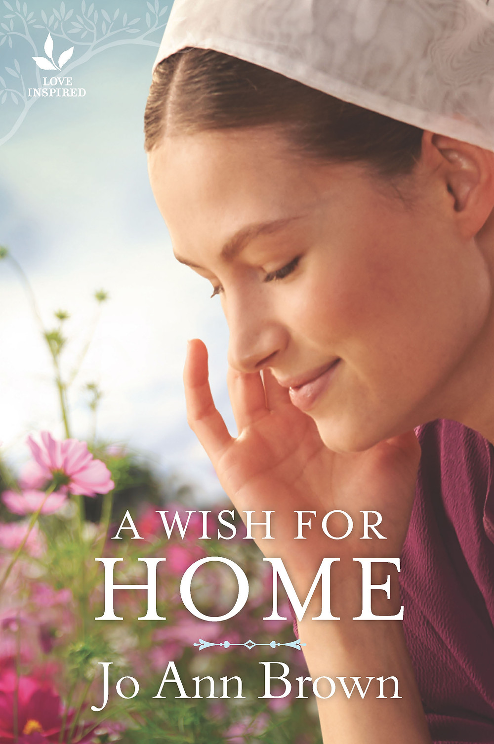 A WISH FOR HOME by Jo Ann Brown - a love inspired Amish romance